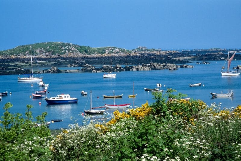 Chausey Isles