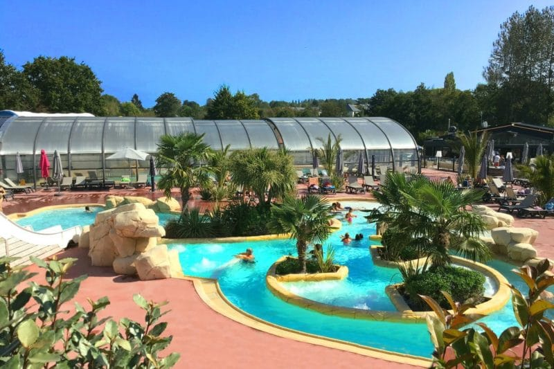 Piscine Camping home page