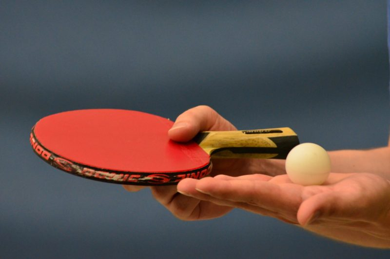 sport & activites ping pong