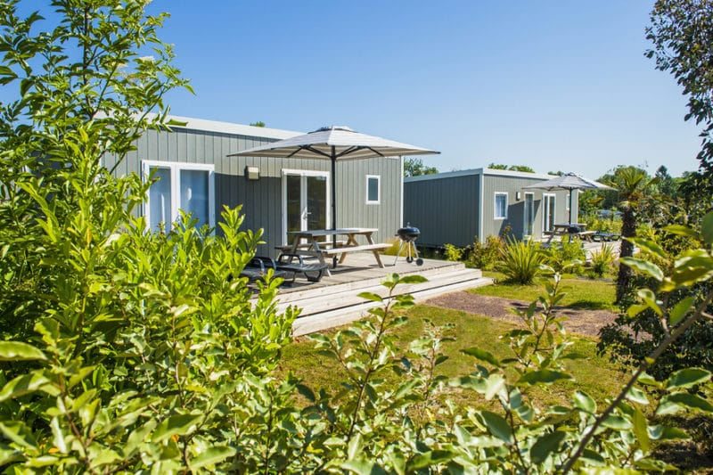 Cottages 4 personen 3 bloemens
